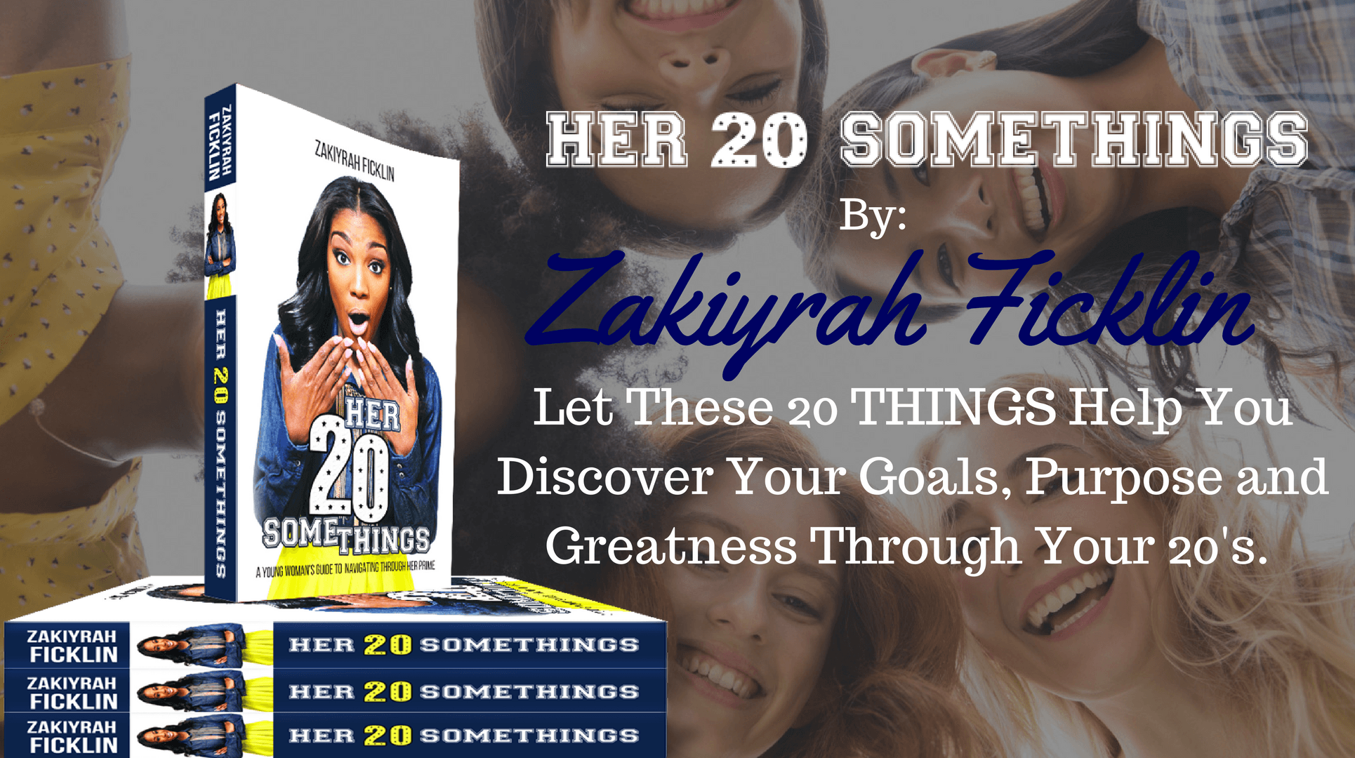 her 20 somethings book- Millennial women
