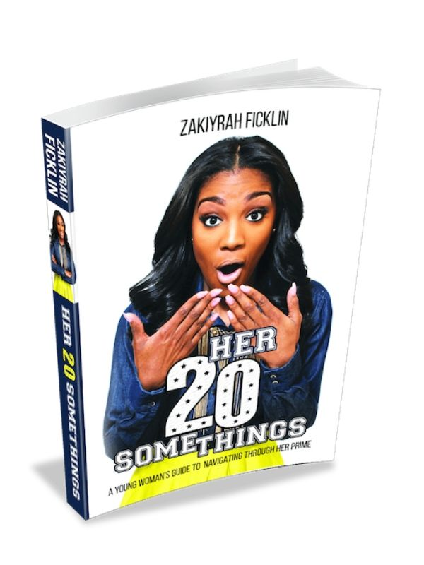 Her 20 Somethings book